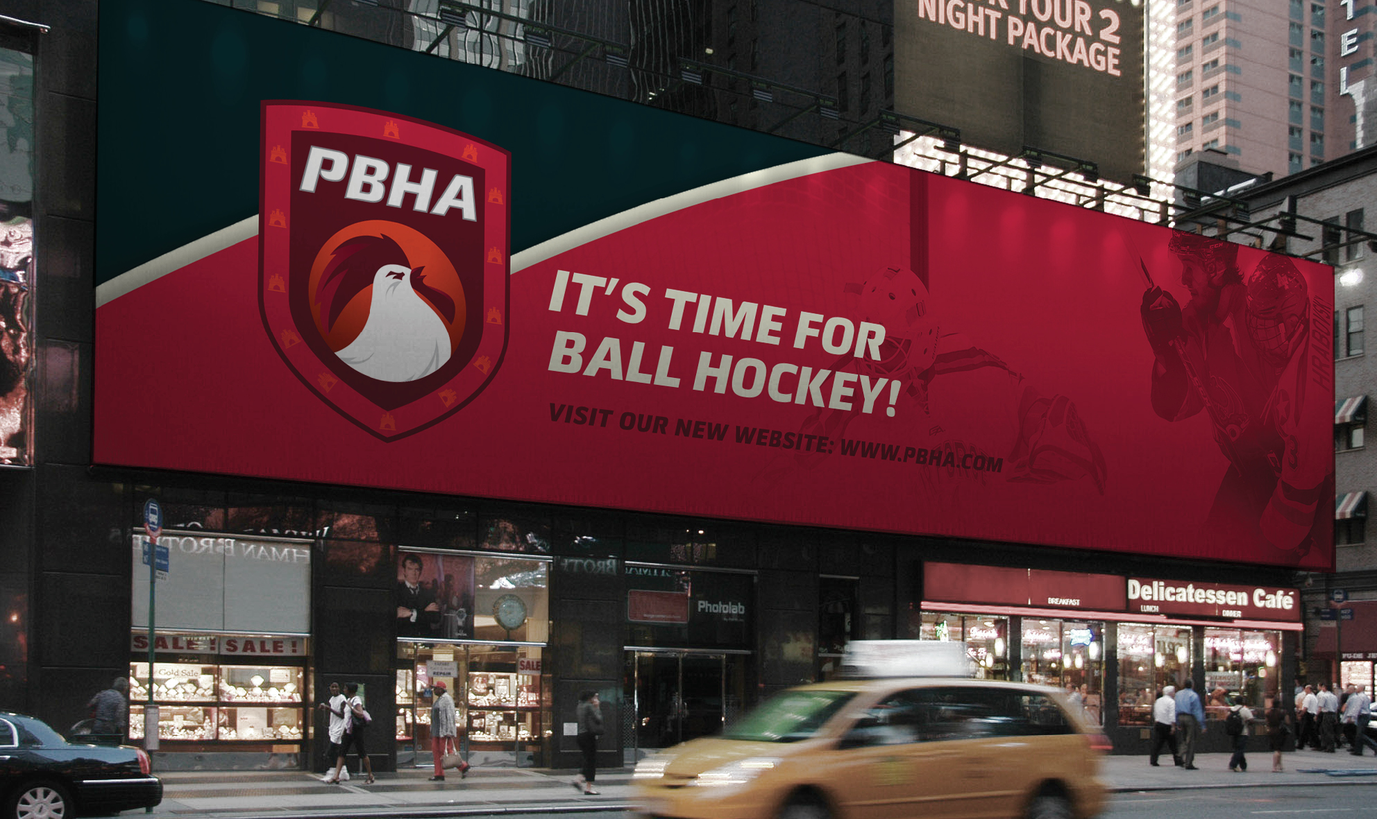 PBHA Brand Identity By Nacione33