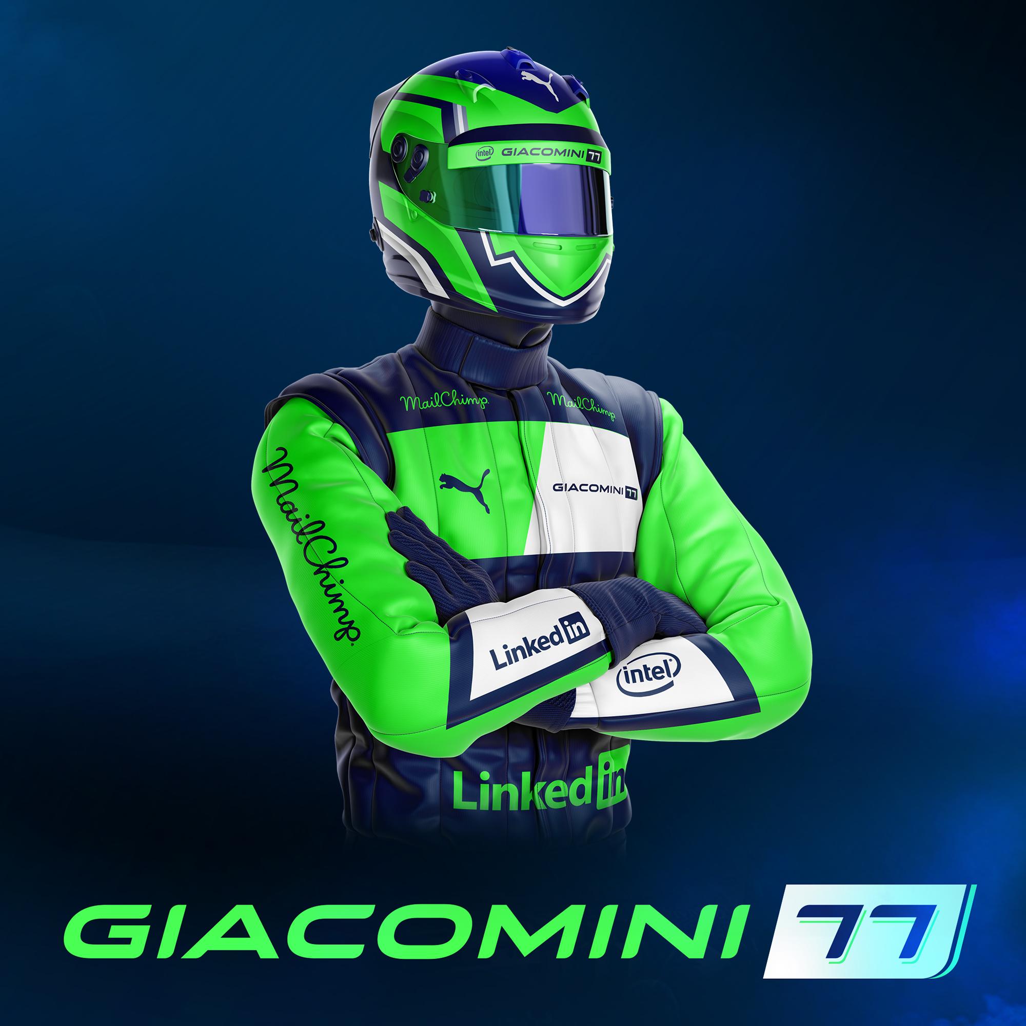 Branding Giacomini 77