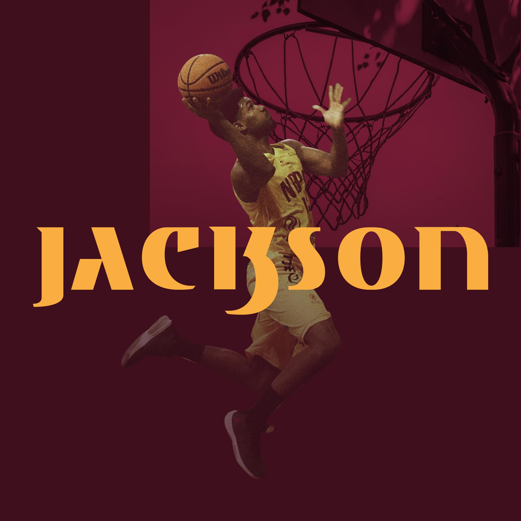 Branding Jackson 13