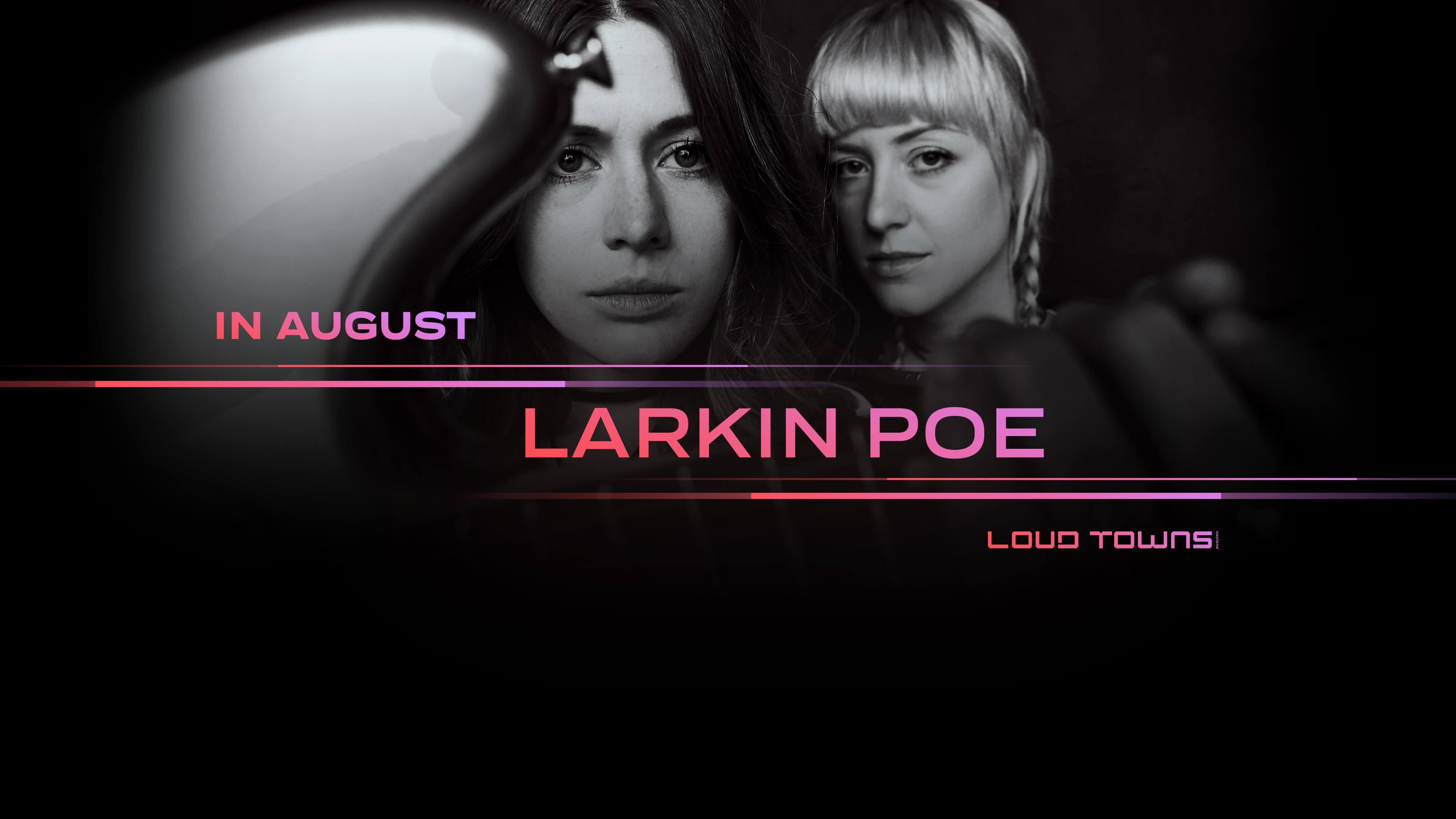 2018 08 Nacione Loud Towns Larkin Poe Cover