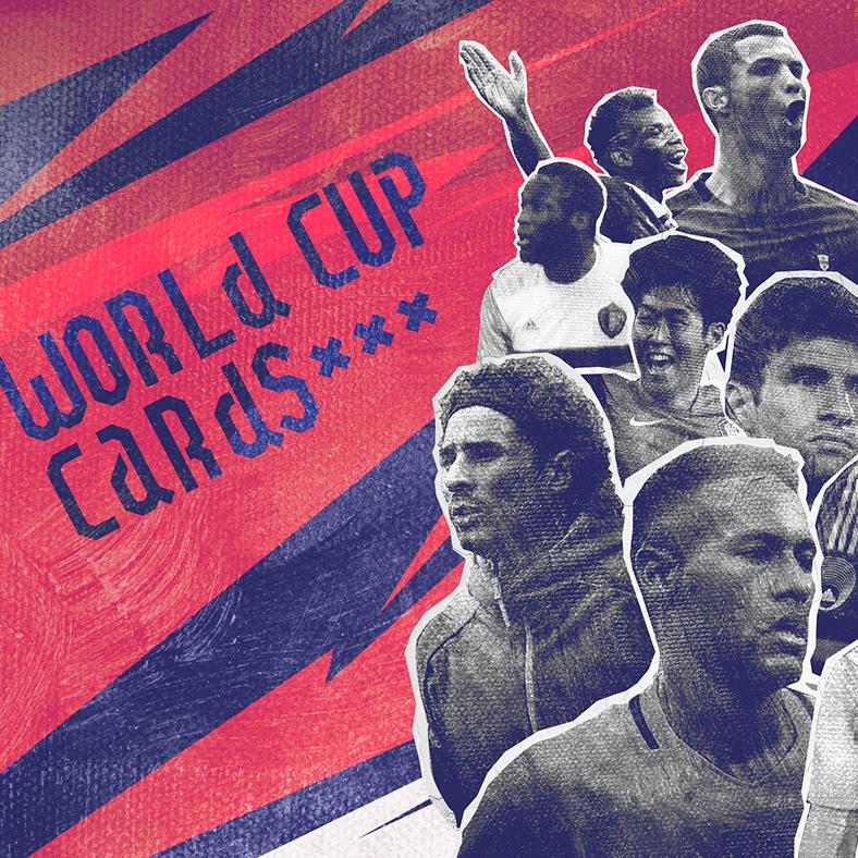 Nacione™ World Cup Cards
