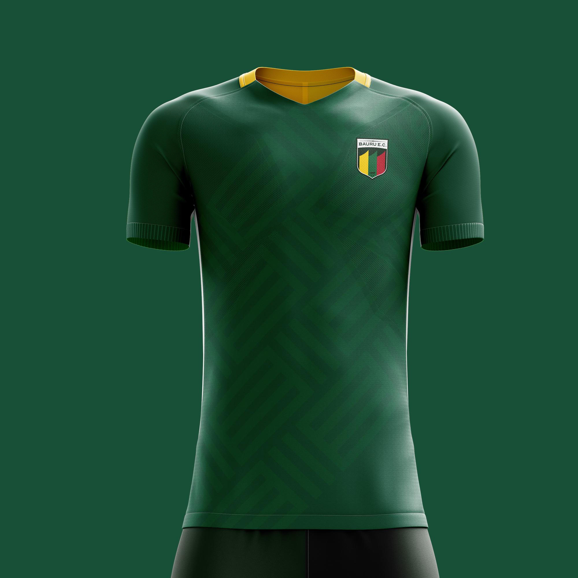 Branding Bauru Esporte Clube