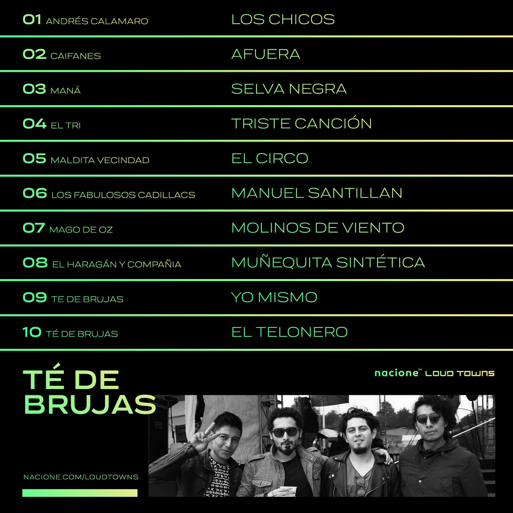2018 10 Nacione Loud Towns Te de Brujas (3)