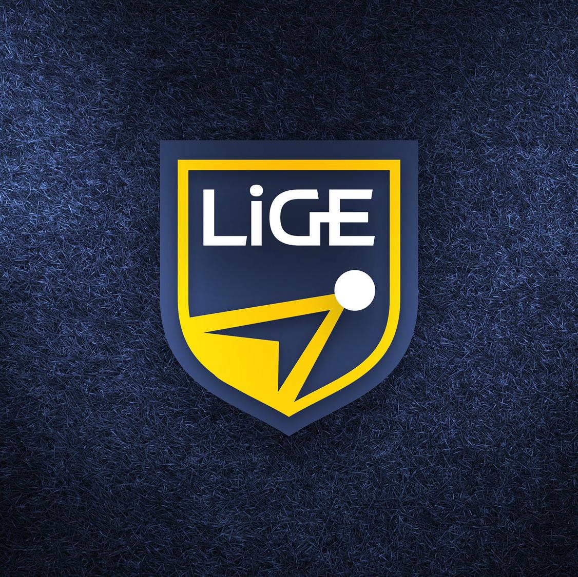 Branding Liga de Gestão Esportiva / LiGE FGV-SP
