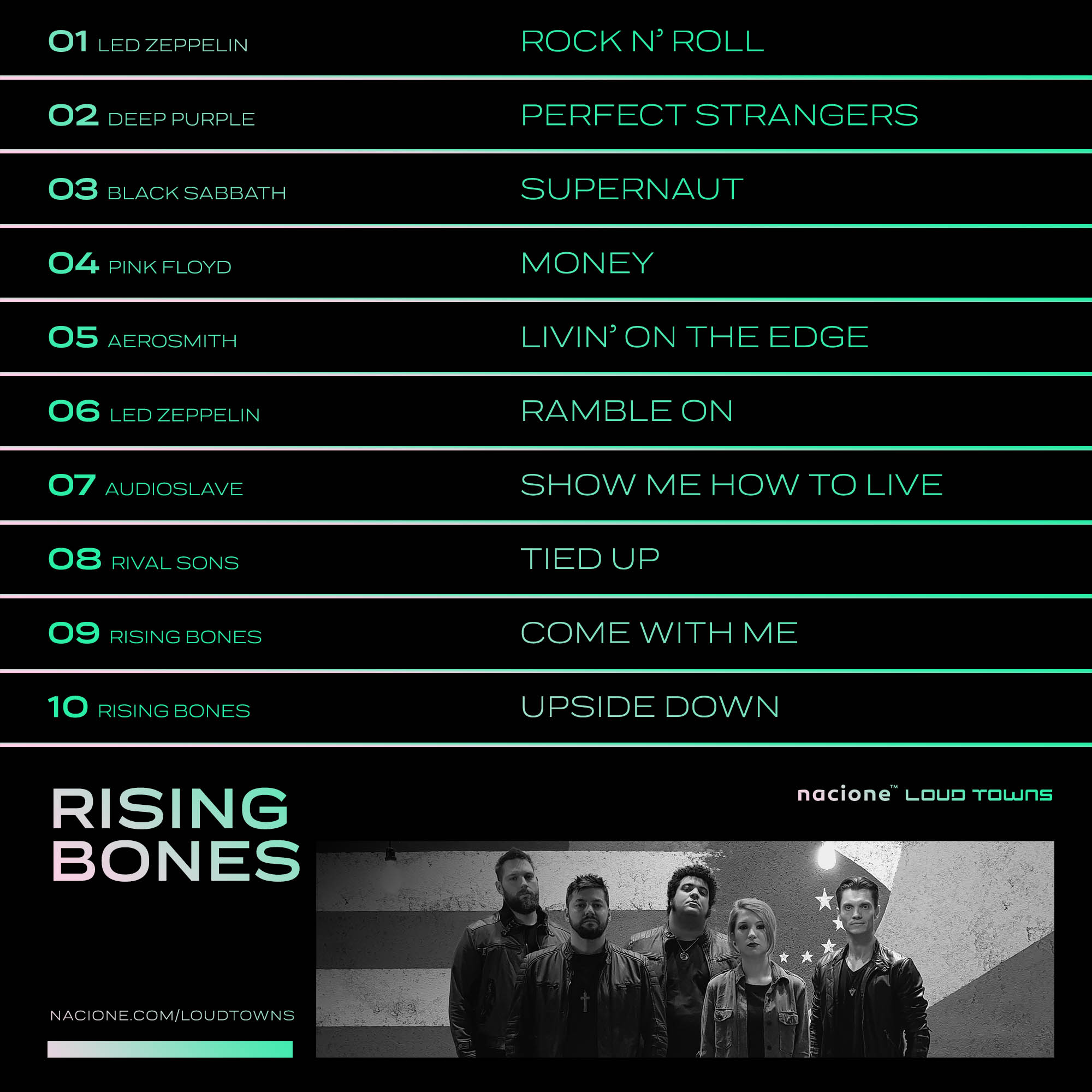 2019 03 Music List 02