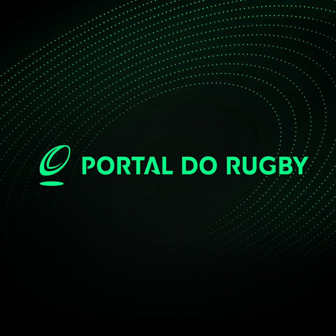 Branding Portal do Rugby