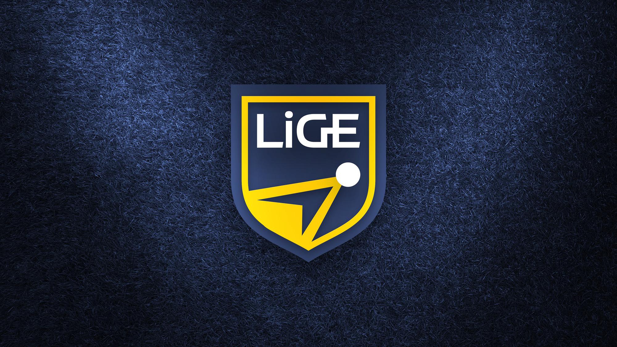 Branding Liga de Gestão Esportiva FGV - LiGE