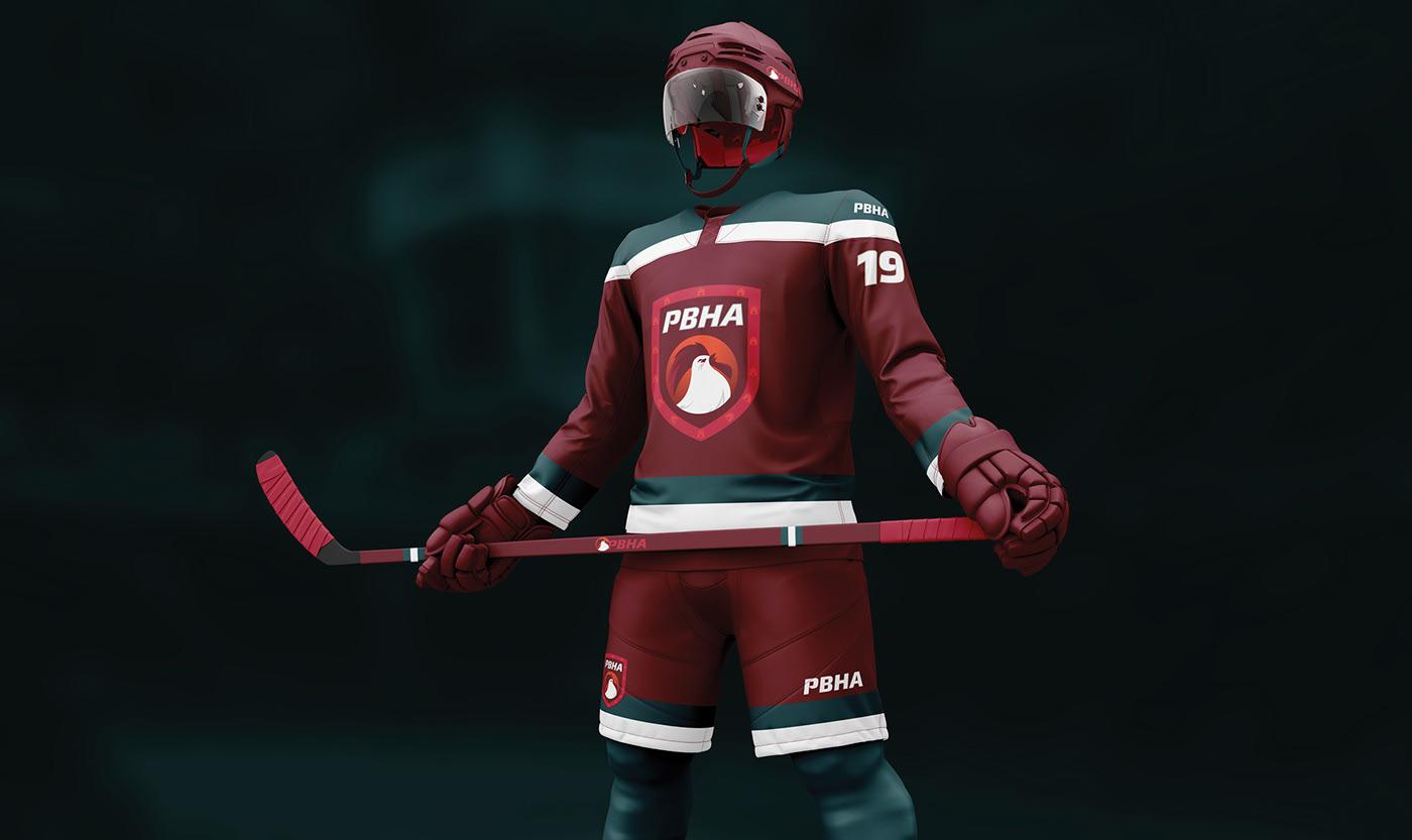 Branding Portuguese Ball Hockey Association
