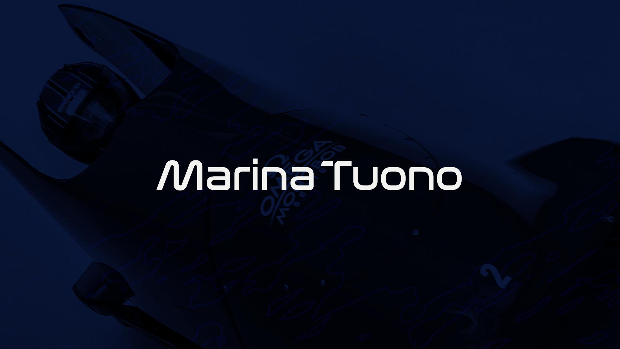 Marina Tuono - Monobob Athlete
